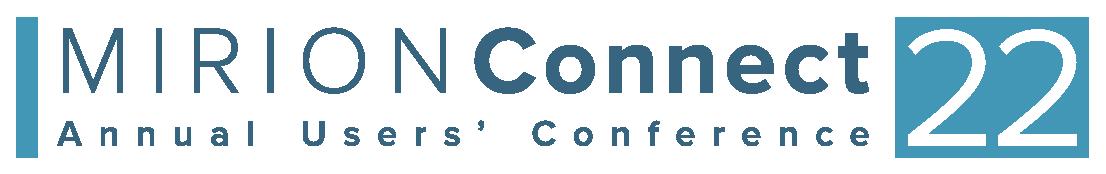 Mirion Connect 22 Logo